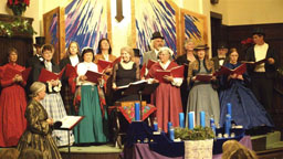 The Old World Carolers